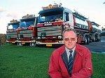 Direktr per w. rasmussen for tankbilerne i vognmandsfirmaet johs